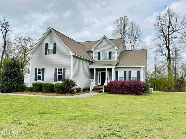 2523 Lance Drive, Greenville, NC 27858 (MLS #100264065) :: Vance Young and Associates