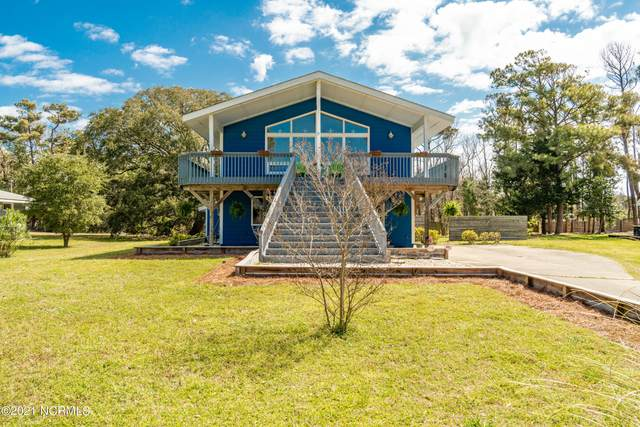 116 Willow Road, Pine Knoll Shores, NC 28512 (MLS #100264067) :: The Oceanaire Realty