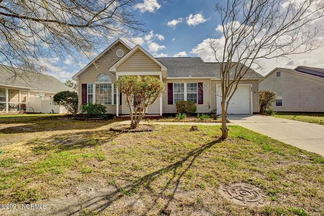 4903 Weybridge Lane, Wilmington, NC 28409 (MLS #100264085) :: The Legacy Team