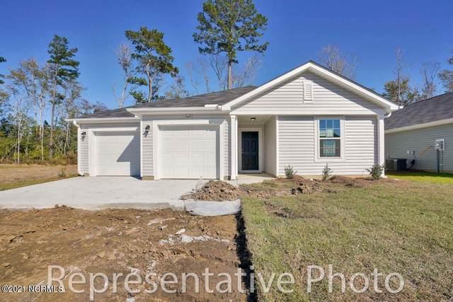 302 Range Circle, Holly Ridge, NC 28445 (MLS #100264106) :: Frost Real Estate Team