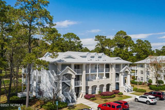 330 S Middleton Drive NW Unit 1407, Calabash, NC 28467 (MLS #100264107) :: The Legacy Team