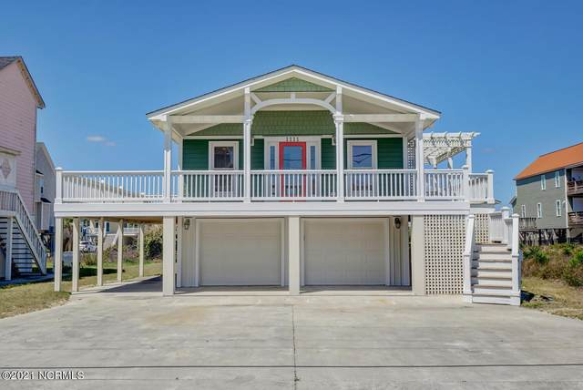 1111 N Shore Drive, Surf City, NC 28445 (MLS #100264145) :: Vance Young and Associates