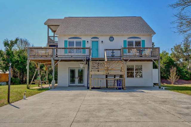 118 Tracy Drive, Emerald Isle, NC 28594 (MLS #100264168) :: Barefoot-Chandler & Associates LLC
