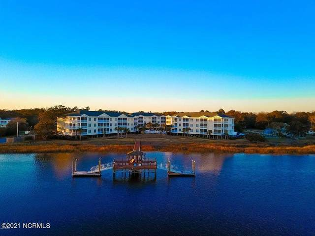 1135 Park Road #2203, Sunset Beach, NC 28468 (MLS #100264172) :: The Legacy Team