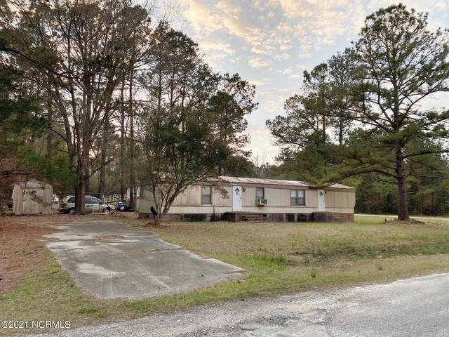 503 Market Street NW, Shallotte, NC 28470 (MLS #100264174) :: RE/MAX Elite Realty Group