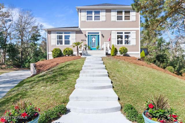 9804 Heath Place, Emerald Isle, NC 28594 (MLS #100264192) :: Great Moves Realty