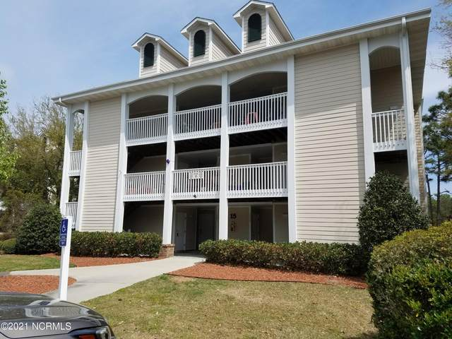 3350 Club Villas Drive #1506, Southport, NC 28461 (MLS #100264199) :: Thirty 4 North Properties Group