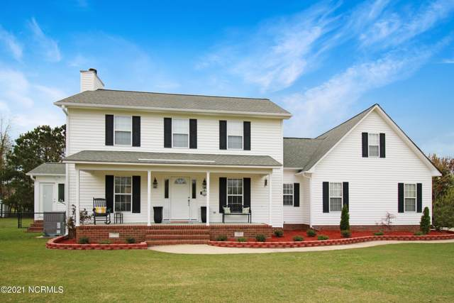 846 Brickyard Court, Greenville, NC 27858 (MLS #100264219) :: Vance Young and Associates