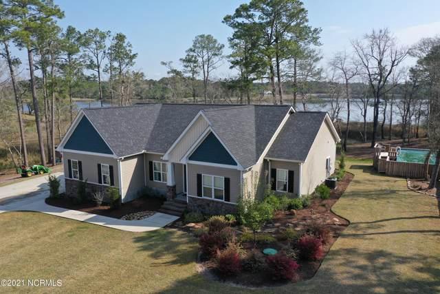 130 E Ivybridge Drive, Hubert, NC 28539 (MLS #100264229) :: RE/MAX Essential