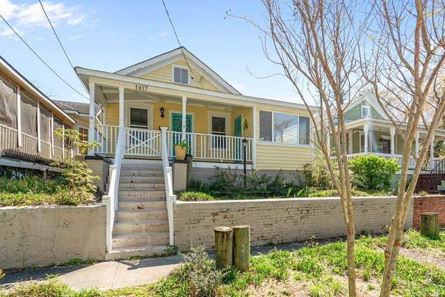 1417 S 4th Street, Wilmington, NC 28401 (MLS #100264265) :: CENTURY 21 Sweyer & Associates