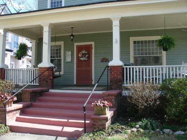 508 Metcalf Street, New Bern, NC 28560 (MLS #100264277) :: Donna & Team New Bern