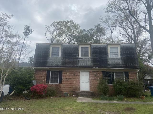 815 Montclair Drive, Wilmington, NC 28403 (MLS #100264278) :: The Cheek Team