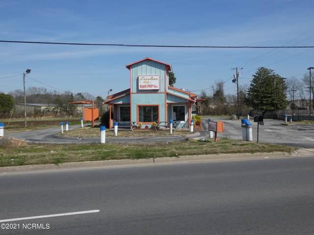 125 Southeast Boulevard, Clinton, NC 28328 (MLS #100264279) :: David Cummings Real Estate Team