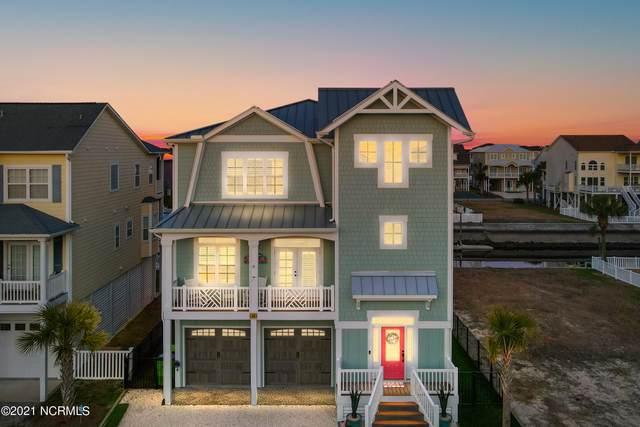 20 Moore Street, Ocean Isle Beach, NC 28469 (MLS #100264302) :: CENTURY 21 Sweyer & Associates