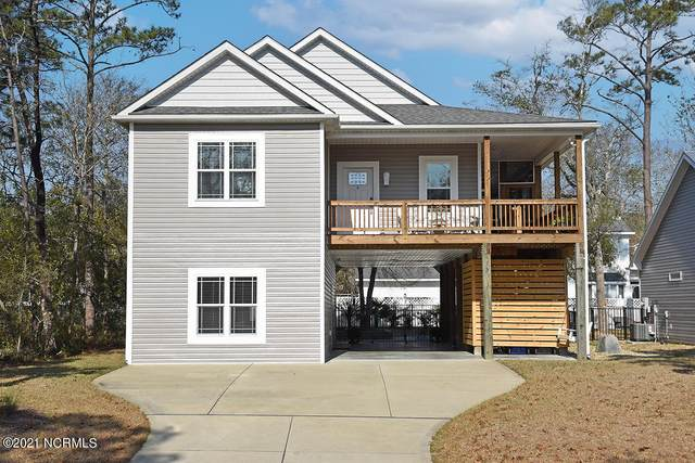 153 NE 18th Street, Oak Island, NC 28465 (MLS #100264307) :: Donna & Team New Bern