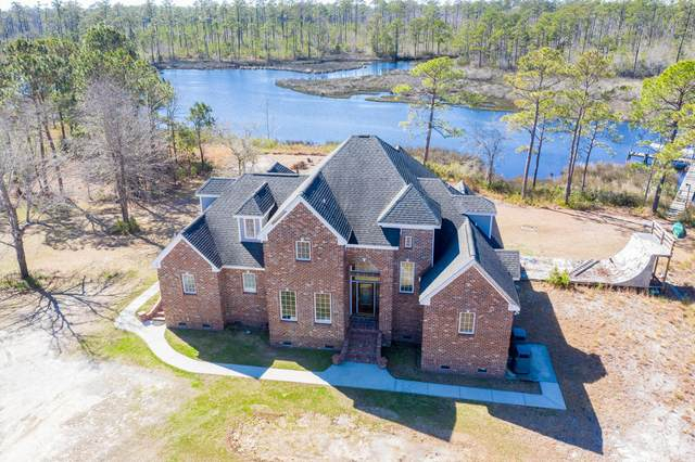 421 Old Swansboro Road, Newport, NC 28570 (MLS #100264313) :: David Cummings Real Estate Team