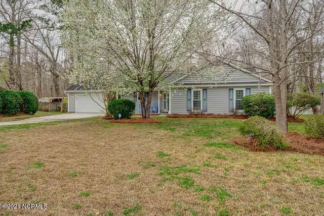 709 Hunting Ridge Road, Wilmington, NC 28412 (MLS #100264336) :: RE/MAX Essential