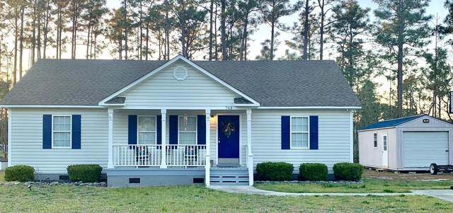 763 Edgewood Road, Southport, NC 28461 (MLS #100264350) :: Frost Real Estate Team