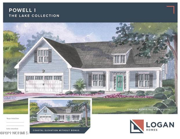 1034 Mccarley Boulevard Lot #24, Wilmington, NC 28412 (MLS #100264365) :: RE/MAX Essential