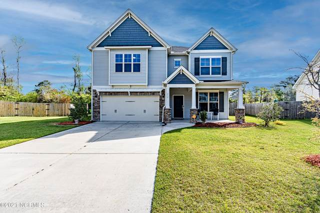 212 Spoonbill Court, Swansboro, NC 28584 (MLS #100264377) :: Stancill Realty Group