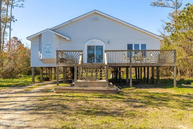 184 Pamlico Parkway, Beaufort, NC 28516 (MLS #100264389) :: CENTURY 21 Sweyer & Associates