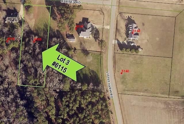 6115 Barney Road, Elm City, NC 27822 (MLS #100264396) :: Frost Real Estate Team