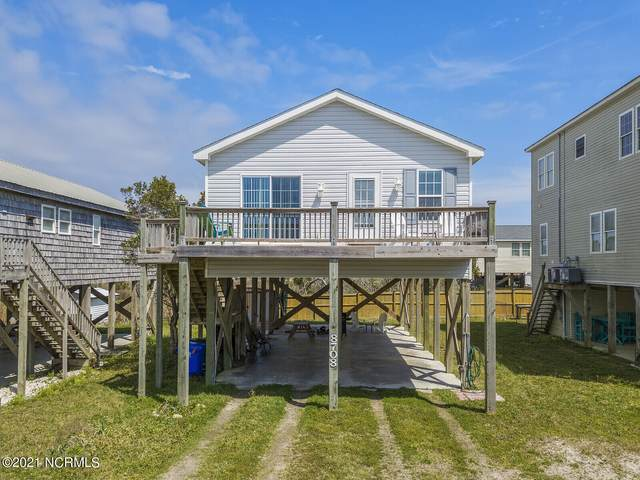 8708 3rd Avenue, North Topsail Beach, NC 28460 (MLS #100264432) :: The Oceanaire Realty