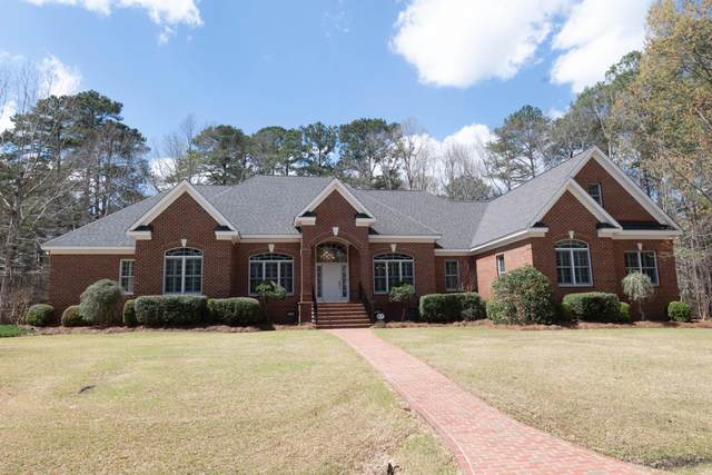 722 Wellington Lane, Tarboro, NC 27886 (MLS #100264433) :: Barefoot-Chandler & Associates LLC