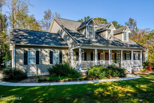 136 S Belvedere Drive, Hampstead, NC 28443 (MLS #100264439) :: Donna & Team New Bern
