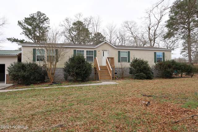 208 Manning Lane, Pollocksville, NC 28573 (MLS #100264454) :: The Oceanaire Realty