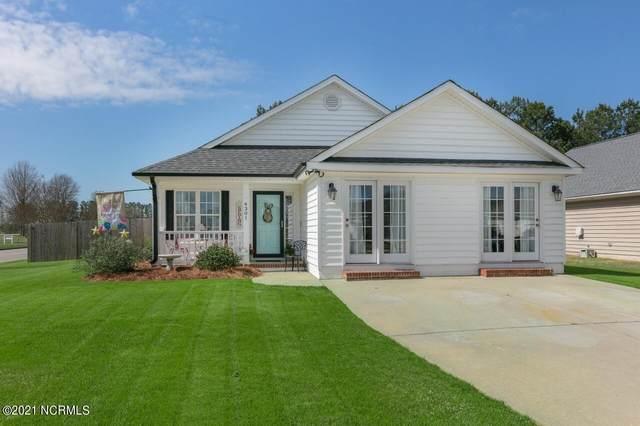4301 Blazing Star Lane NW, Wilson, NC 27896 (MLS #100264469) :: Frost Real Estate Team