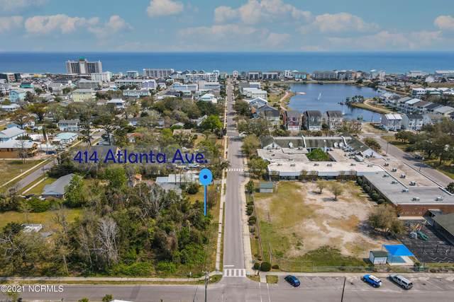 414 Atlanta Avenue, Carolina Beach, NC 28428 (MLS #100264474) :: RE/MAX Essential