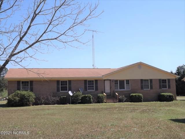 12221 Old Johns Road, Laurinburg, NC 28352 (MLS #100264509) :: CENTURY 21 Sweyer & Associates