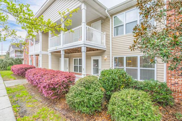 4413 Jay Bird Circle Unit 107, Wilmington, NC 28412 (MLS #100264510) :: RE/MAX Essential