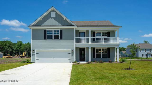 8314 Dunes Ridge Place Lot 53 - Tillma, Sunset Beach, NC 28468 (MLS #100264517) :: Castro Real Estate Team