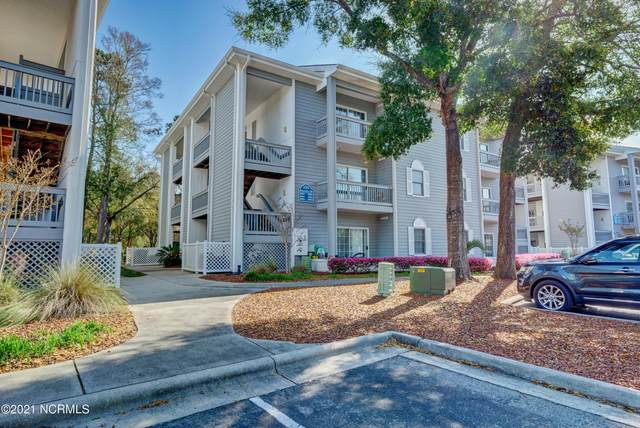 155 Royal Poste Road #3005, Sunset Beach, NC 28468 (MLS #100264531) :: The Legacy Team
