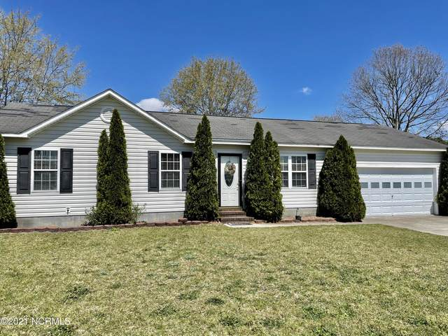 202 Snowden Court, Richlands, NC 28574 (MLS #100264537) :: Stancill Realty Group