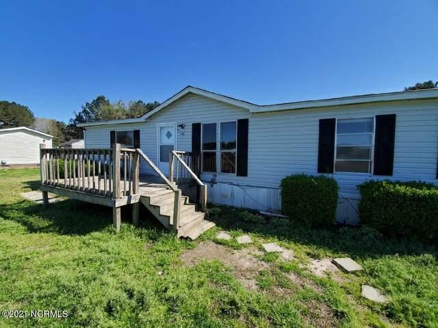 4124 Shawnee Road, Wilson, NC 27893 (MLS #100264546) :: CENTURY 21 Sweyer & Associates