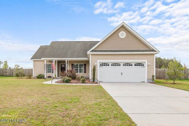 311 Holly Grove Court W, Jacksonville, NC 28540 (MLS #100264556) :: The Legacy Team