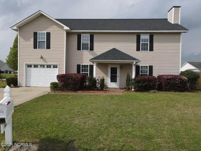 109 Kevin Circle B, Winterville, NC 28590 (MLS #100264558) :: Vance Young and Associates