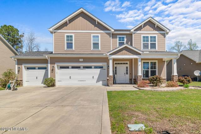 114 Mittams Point Drive, Jacksonville, NC 28546 (MLS #100264569) :: Frost Real Estate Team
