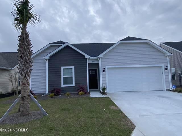 897 Teaticket Lane SW, Ocean Isle Beach, NC 28469 (MLS #100264580) :: Frost Real Estate Team