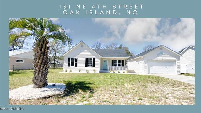 131 NE 4th Street, Oak Island, NC 28465 (MLS #100264587) :: Stancill Realty Group
