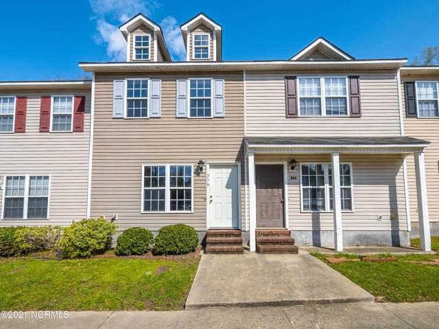 356 Bracken Place, Jacksonville, NC 28540 (MLS #100264590) :: CENTURY 21 Sweyer & Associates