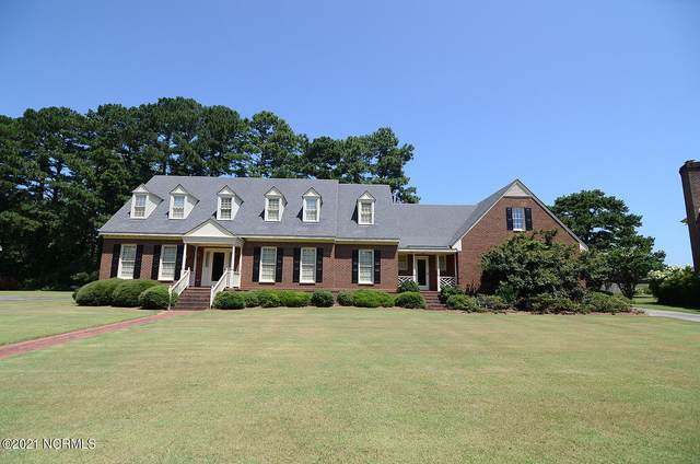 2116 Hermitage Road NW, Wilson, NC 27896 (MLS #100264651) :: Frost Real Estate Team