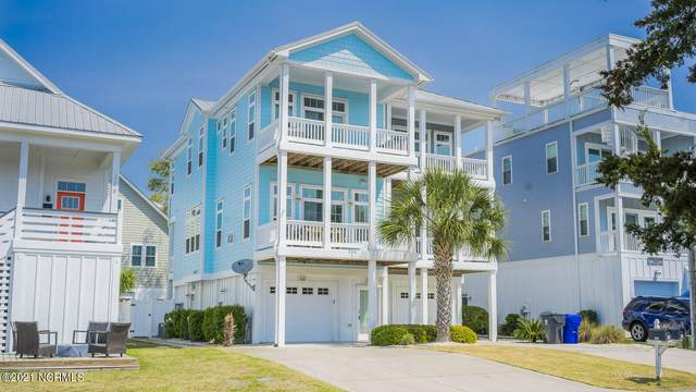 204 Texas Avenue Unit 1, Carolina Beach, NC 28428 (MLS #100264654) :: Coldwell Banker Sea Coast Advantage