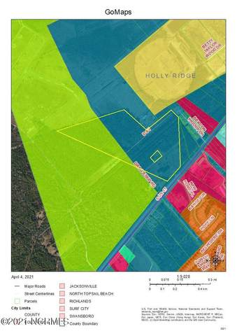 0 Us Highway 17 S, Holly Ridge, NC 28445 (MLS #100264696) :: Frost Real Estate Team