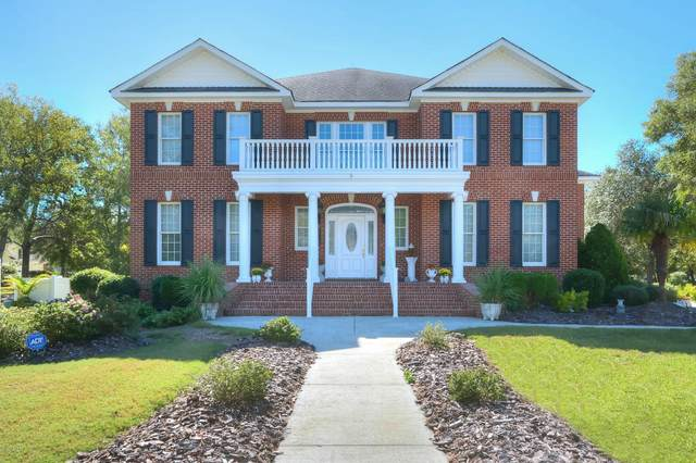 6219 Pebble Shore Lane, Southport, NC 28461 (MLS #100264731) :: The Oceanaire Realty
