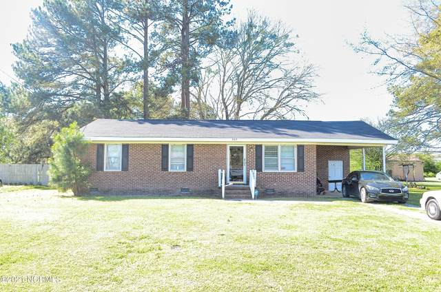 305 Minshall Drive, Stantonsburg, NC 27883 (MLS #100264739) :: CENTURY 21 Sweyer & Associates