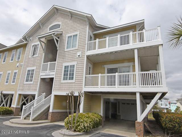 630 Saint Joseph Street Unit 105, Carolina Beach, NC 28428 (MLS #100264748) :: CENTURY 21 Sweyer & Associates